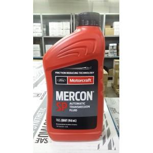 Масло трансмиссионное FORD MOTORCRAFT MERCON SP 6-АКПП (0,946 л